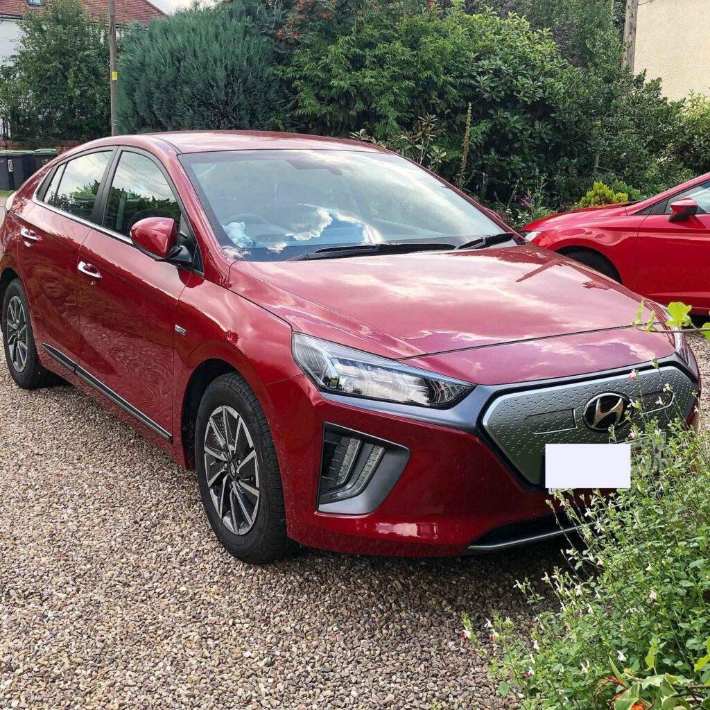 Hyundai IONIQ 38kWh Premium, Lisa - Living with an EV: Lincolnshire Road trip report