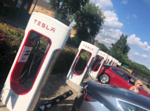 Tesla Model 3 Long Range, ValeTesla - Living with an EV: Cardiff, Wales to Callander, Scotland Road trip report
