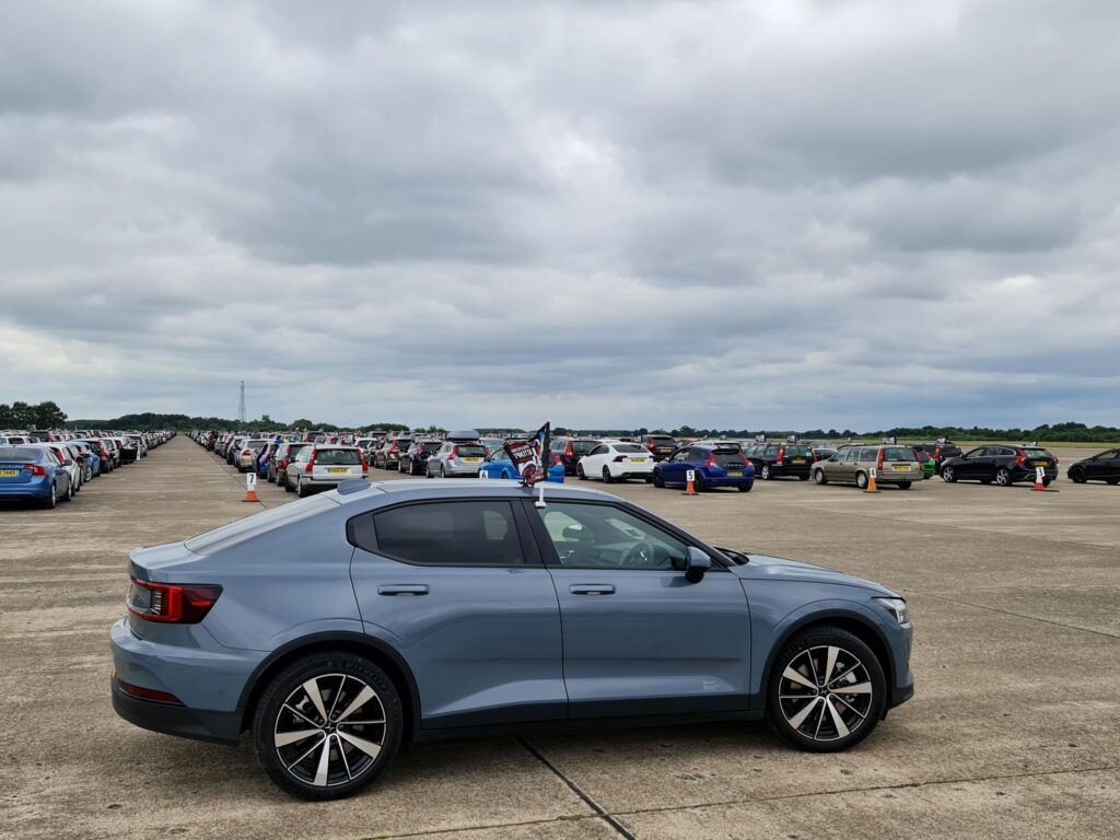 Polestar 2 First Edition 2021, Zaheer - EV owner review
