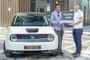 Promotion - Win an EV with Best of the Best (BOTB)!