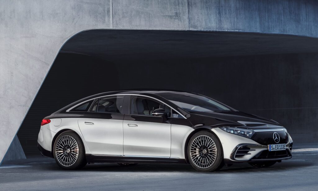 All-electric EQS from Mercedes-Benz now available to order from £99,995 OTR