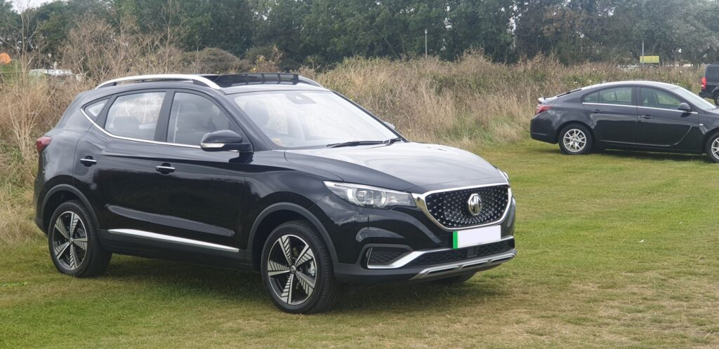 MG ZS EV Exclusive 2021, Neil - EV Owner Review
