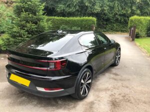 Polestar 2 Launch Edition Dual Motor 78kW 2020, Neil - EV Owner Review