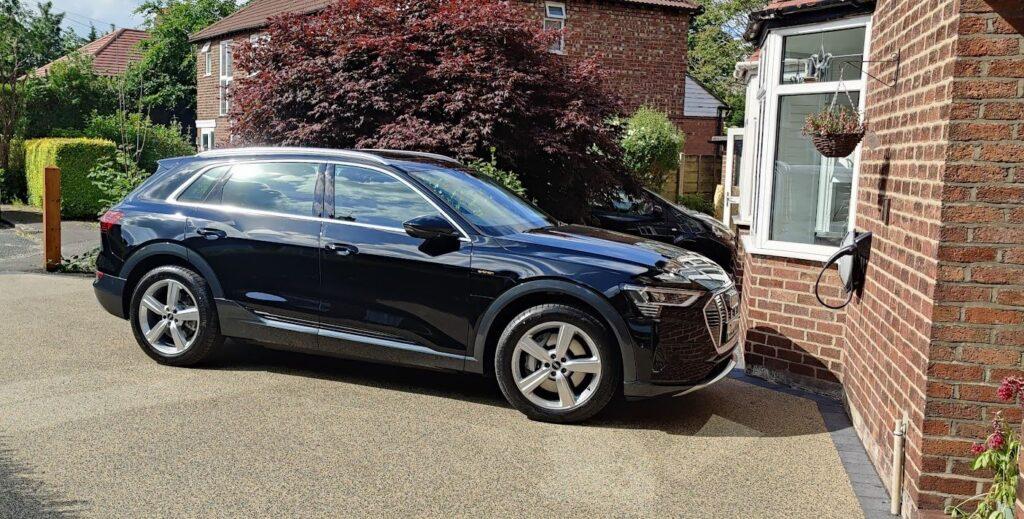 Audi e-tron 50 Technik 2021, Maikolp - EV Owner Review