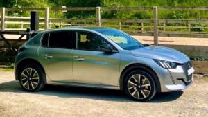Peugeot e-208 2021, Bill - EV Owner Review