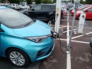 Renault Zoe ZE50 2021, Glen - Living with an EV: Road trip report, Newton Abbot to Manchester & back