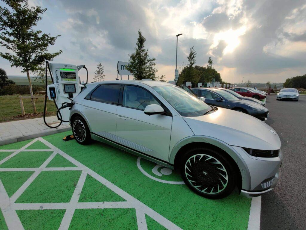Hyundai IONIQ 5 73kWh Ultimate 2021, Geoff - Living with an EV: Road trip report, Seaford to Bury