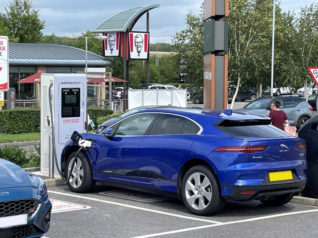 Jaguar I-PACE, Paul - Living with an EV: Getting started