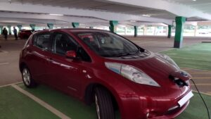 Nissan LEAF 30kWh 2017, Patrick - Living with an EV: Public charging