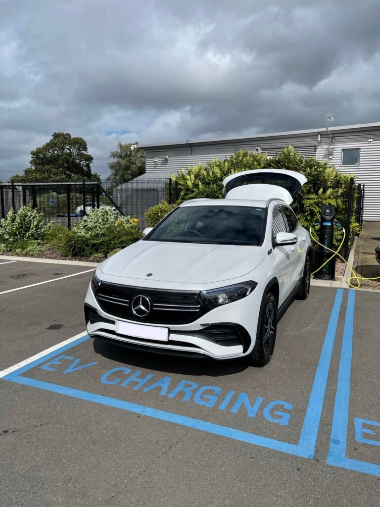 Mercedes-Benz EQA 2021, J MacLeod - Living with an EV: Getting started