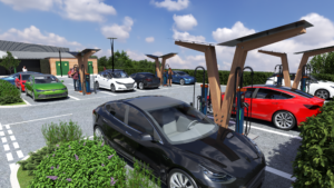 Osprey Charging to invest £75 million in over 150 rapid electric vehicle charging hubs across UK