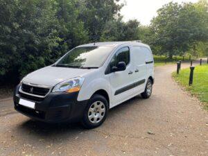Peugeot Partner van 22.5kWh 2016 - Living with an EV: Road trip report, Midlands to London & back