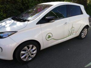 Renault Zoe ZE 22kWh 2014, CJ - EV Owner Review