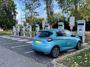 Renault Zoe ZE50 GT Line Rapid Charge 2021, Paul - EV Owner Review
