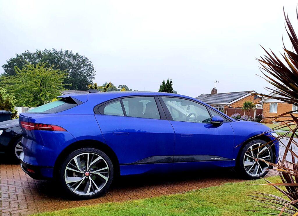 Jaguar I-PACE SE 2021, Angela - EV Owner Review