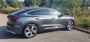 Audi e-tron 55 S-Line Sportback 2021, Stefano - EV Owner Review