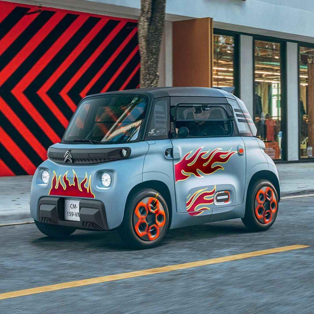 Citroën AMI expands customisation options