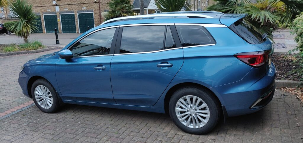 MG5 Exclusive 52kWh 2021, Ed - EV Owner Review