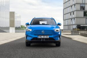 Welcome to the revised 72 kWh MG ZS EV