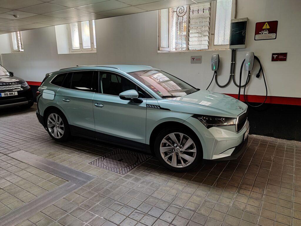 Skoda ENYAQ iV 80 2021, Olaf - EV Owner Review