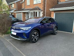 Volkswagen ID.4 1st Edition 2021, Terry & Carol - EV Owner Review