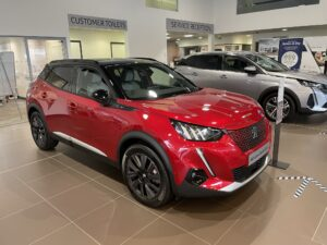 Peugeot e-2008 GT Premium 50kWh 2021, Ian - EV Owner Review