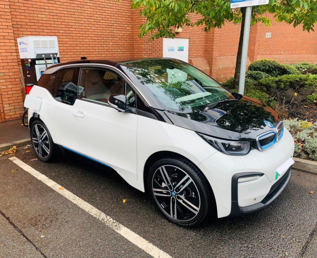 BMW i3 120 Ah 2021, Neil - EV Owner Review