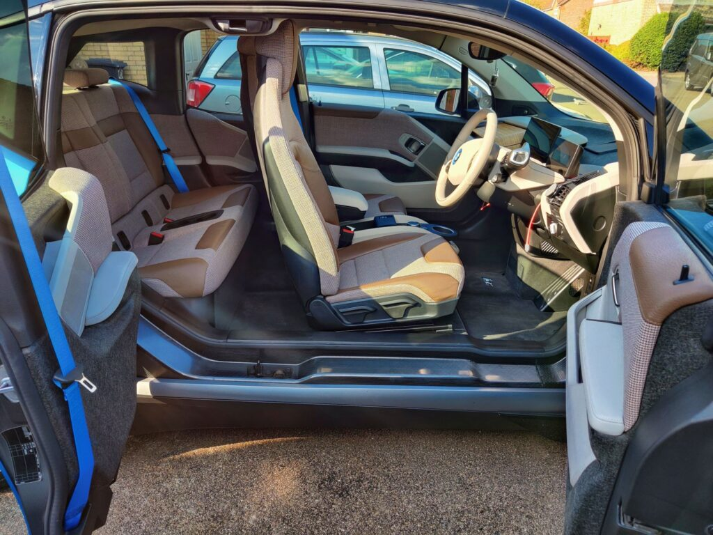 BMW i3S 94 Ah REx 2018, Carmen - EV Owner Review