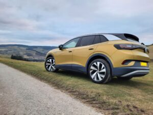 Volkswagen ID.4 1st Edition 2021, Mike - EV Owner Review