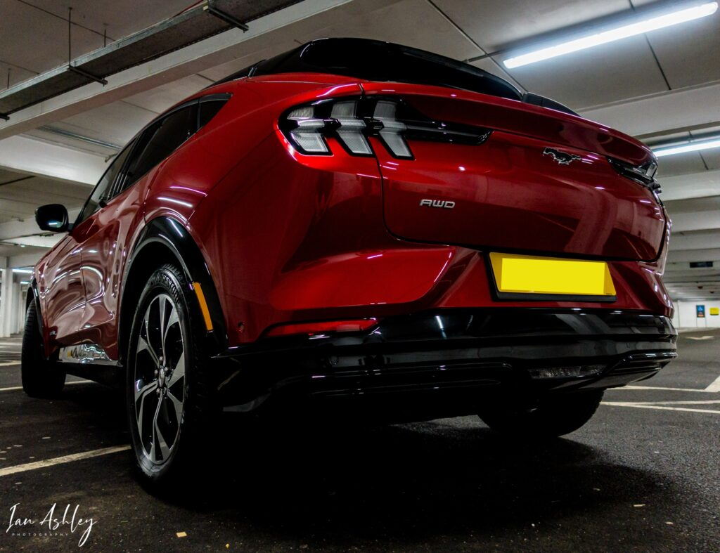 Ford Mustang Mach-E EX AWD 2021, Ian - EV Owner Review